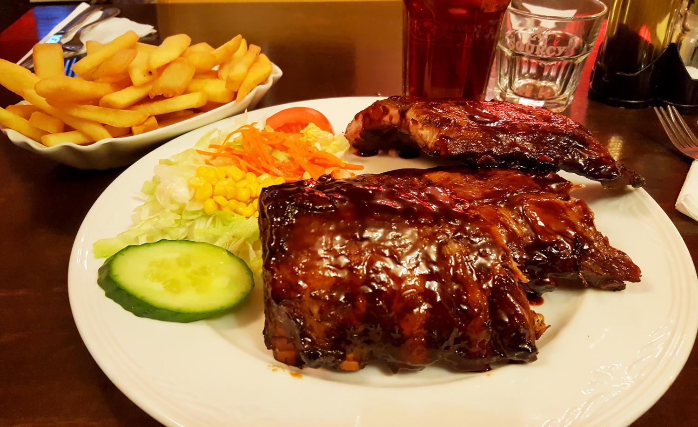 Argentine Steak House in Amsterdam