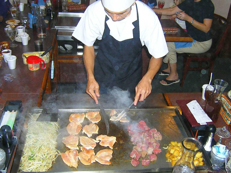Okinawan Hibachi