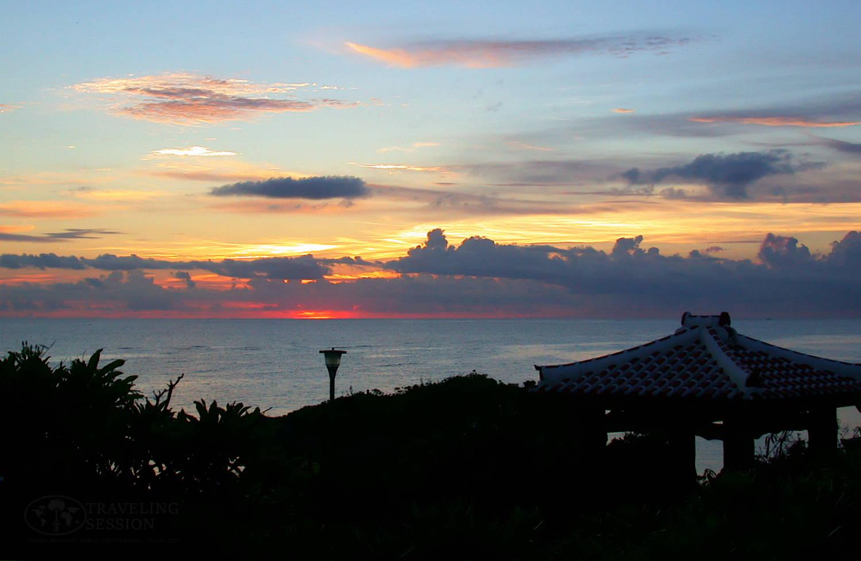 Toguchi Yomitan Sunset