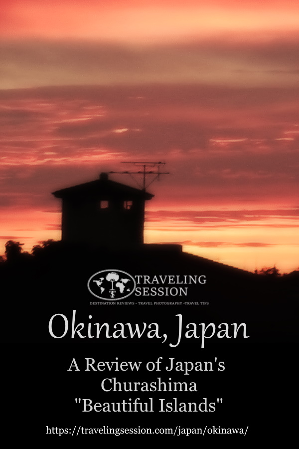 Okinawa Pin