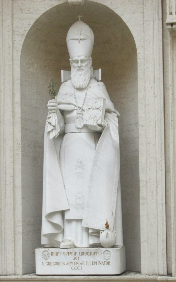 Saint Gregory the Illuminator
