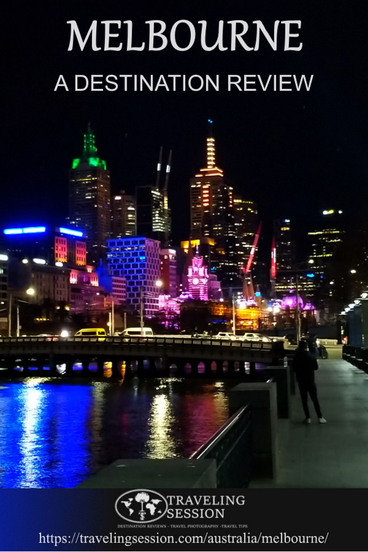 Melbourne Pinterest Pin