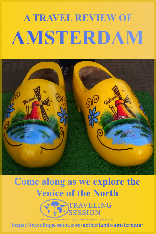 Amsterdam Pin