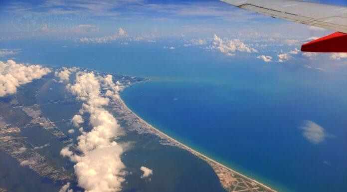 Landing In Jamaica