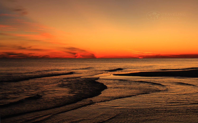 Okaloosa Island - Low Light