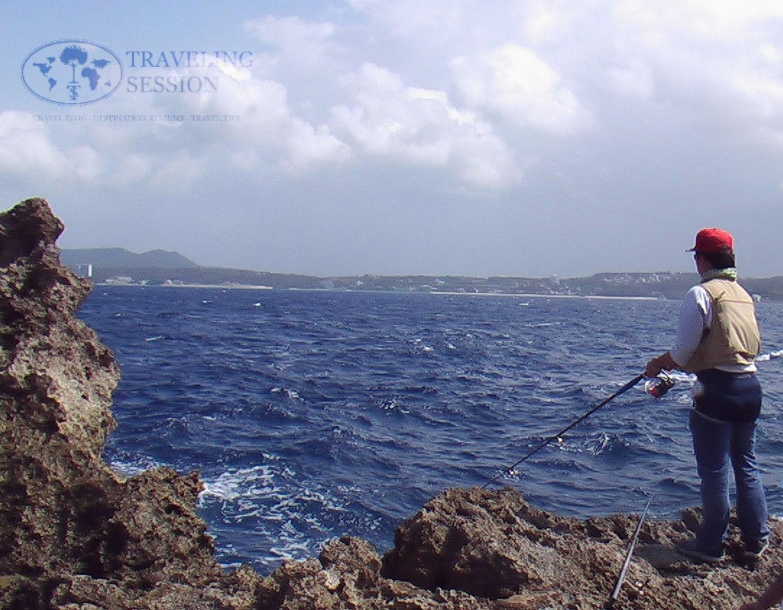 Yomitan Fishing