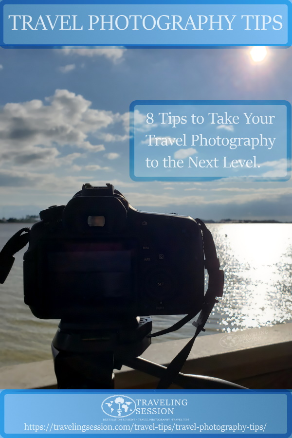 Travel Photography Tips Pin