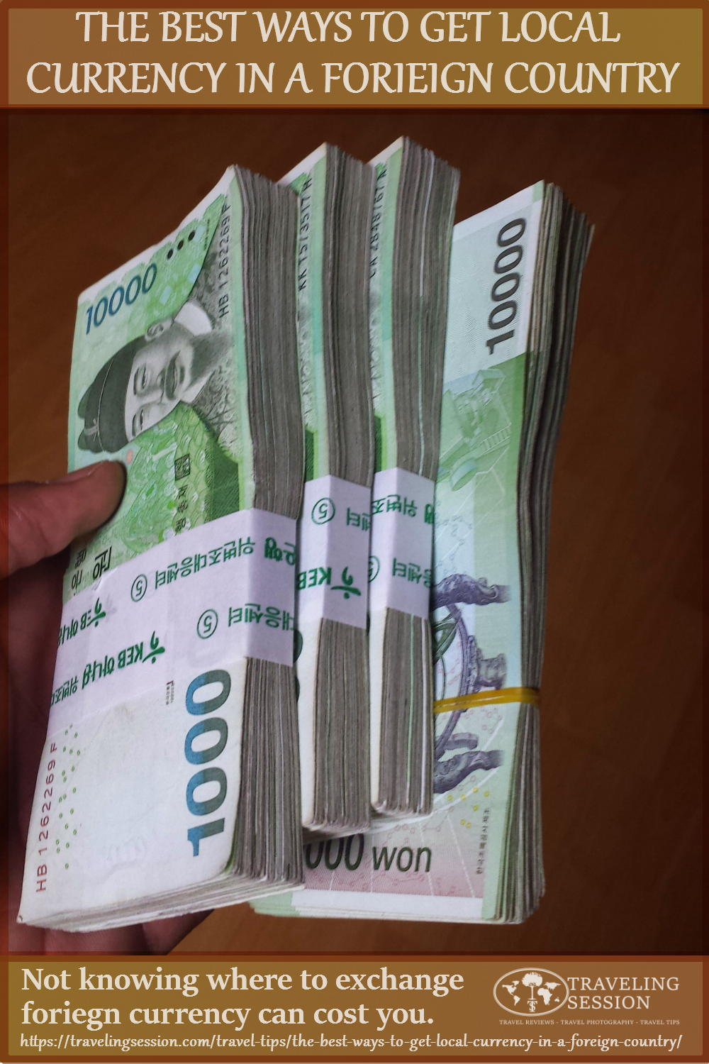 How To Exchange Foreign Currency