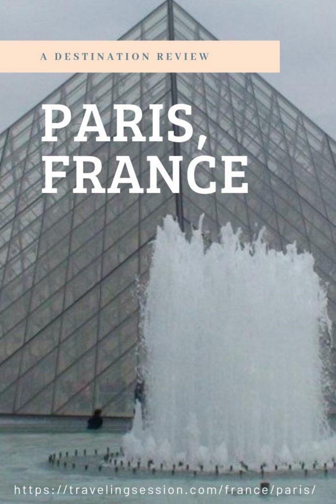 Paris Pinterest Pin