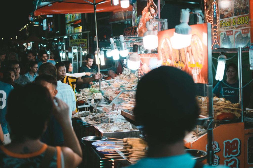 Kuala Lumpur Street Food Job Savelsberg/unsplash.com