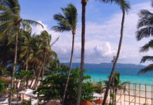 The Island of Boracay, Philippines