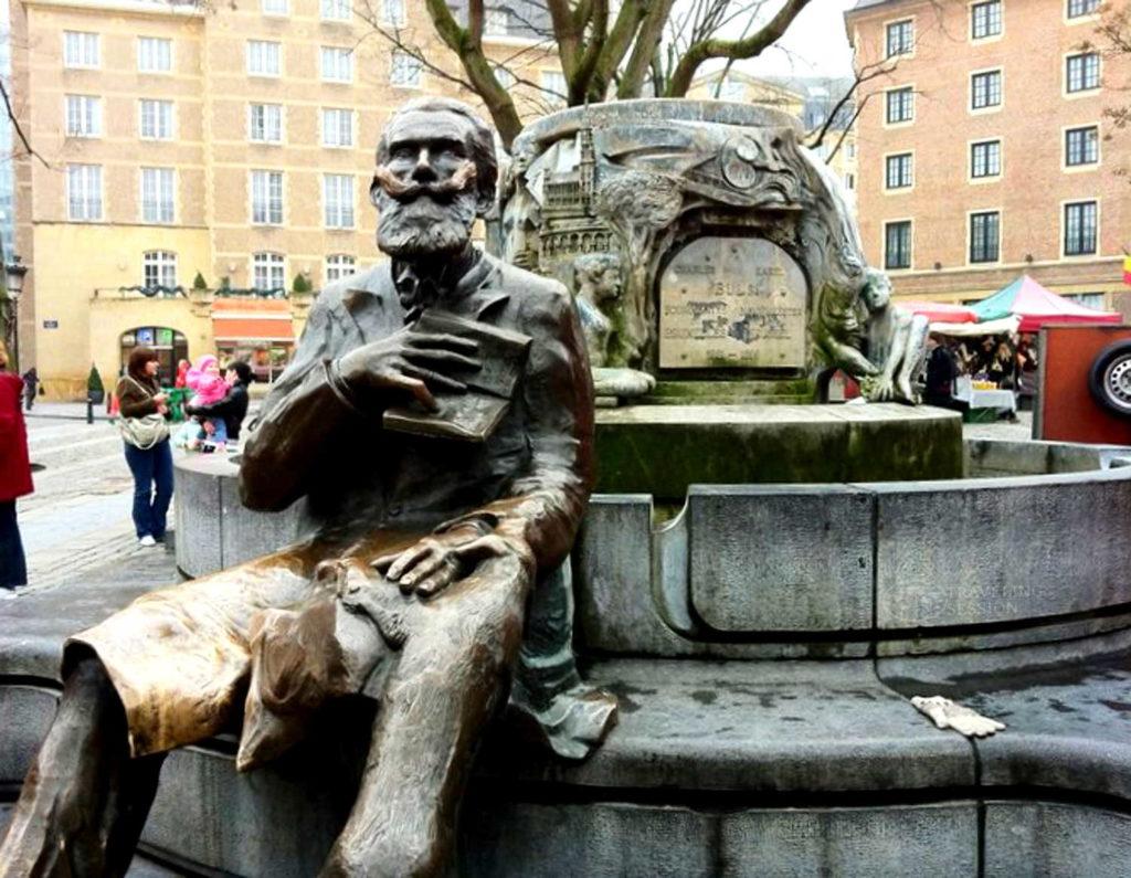 Charles Karel Buls Fountain, Brussels