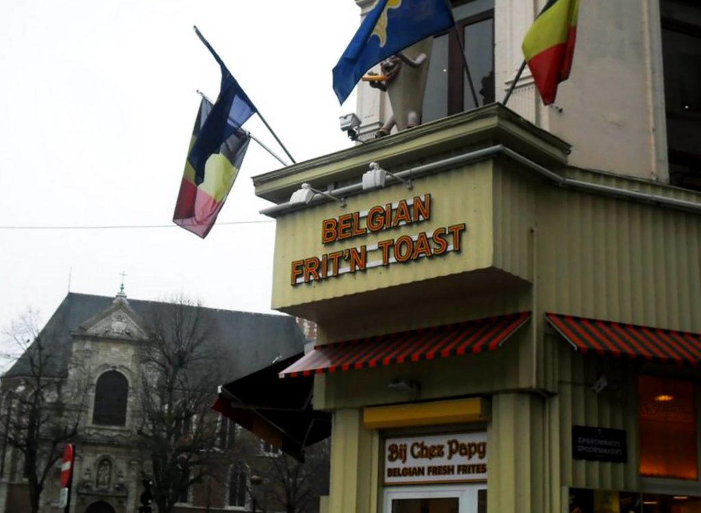 Belgian Frit'n Toast, Brussels