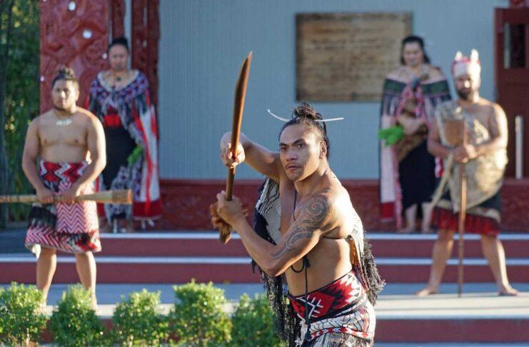 Maori Warriors Bernd Hildebrandt from Pixabay