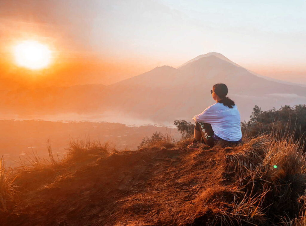 Mount Batur, Bali, Indonesia  Photo by BaliBuddies.com