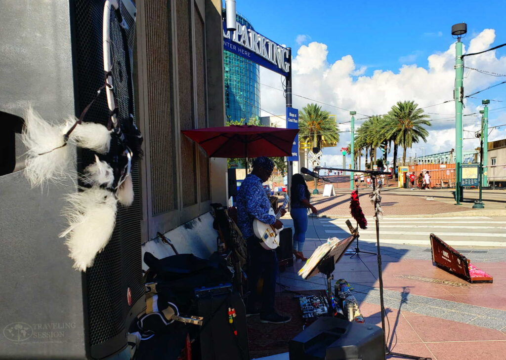 New Orleans Live Music