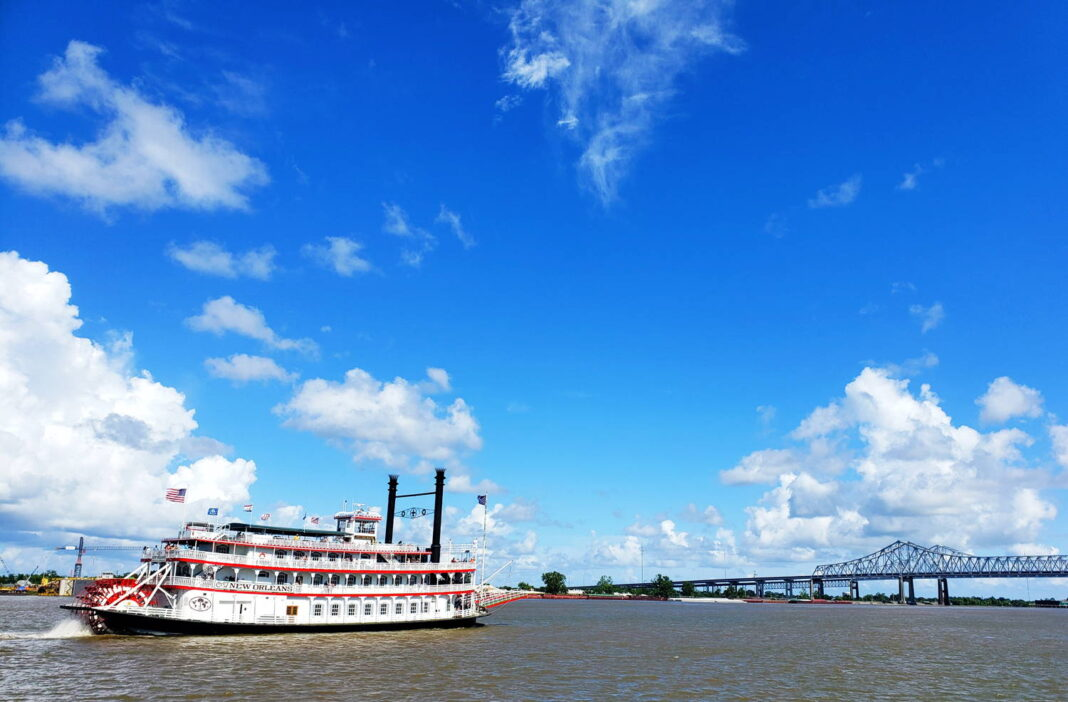 New Orleans Steamboat
