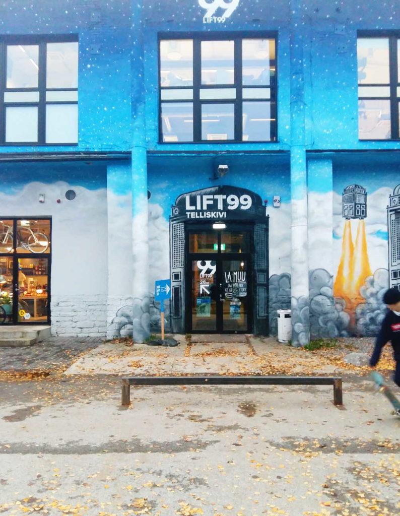 Lift99 Telliskivi photo by Alexandra Nima